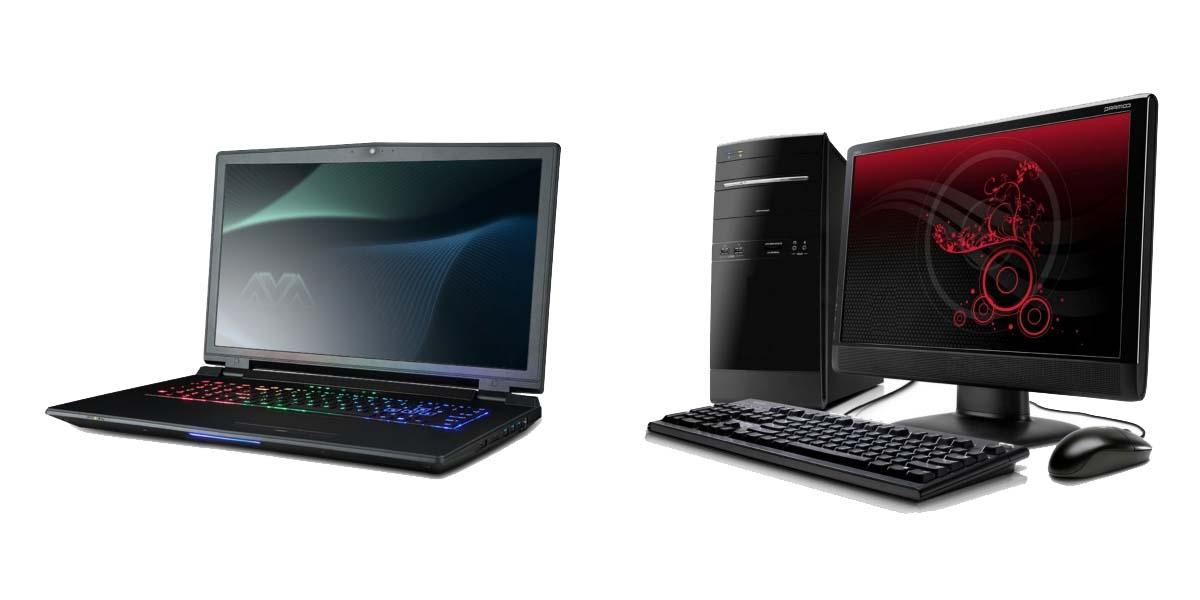 Компьютер или ноутбук